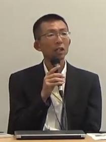 俵 幸嗣 氏